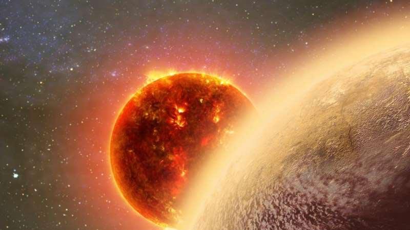নিকটস্থ শুক্রসদৃশ বাহ্যগ্রহে (exoplanet) অক্সিজেনের উপস্থিতির সম্ভাবনা
