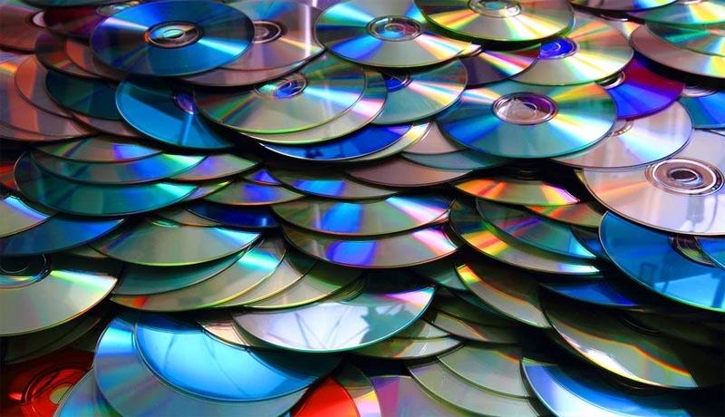 CD বা DVD কিভাবে কাজ করে?