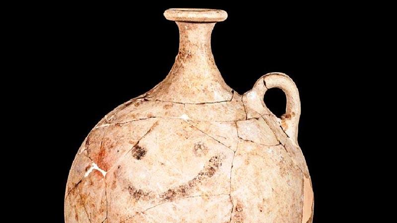 মানব ইতিহাসের প্রথম (?) ইমোটিকন, ৪০০০ বছর পুরোনো