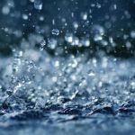 rain electricity header