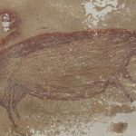 cave-painting-of-fatbellied-pig-is-the-oldest-known-figurative-artwork-by-humans